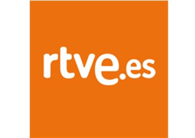 Marta Priu en el Telediario de RTVE