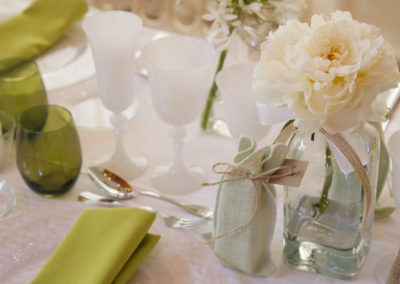 Rústic-Chic Wedding