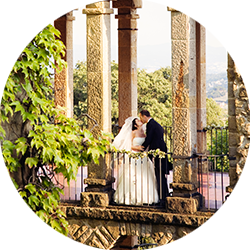 Элегантная и утонченная свадьба
