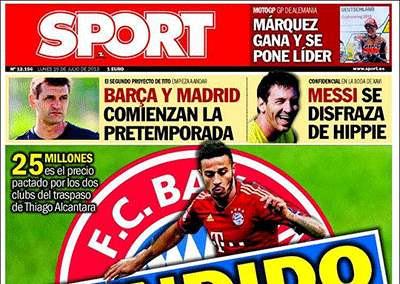 Свадьба Хави Эрнандеса — Diario Sport