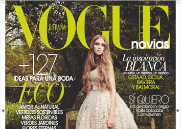 Vogue Novias Otoño
