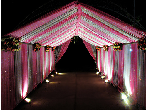 wedding tents, tents for wedding, wedding accessories