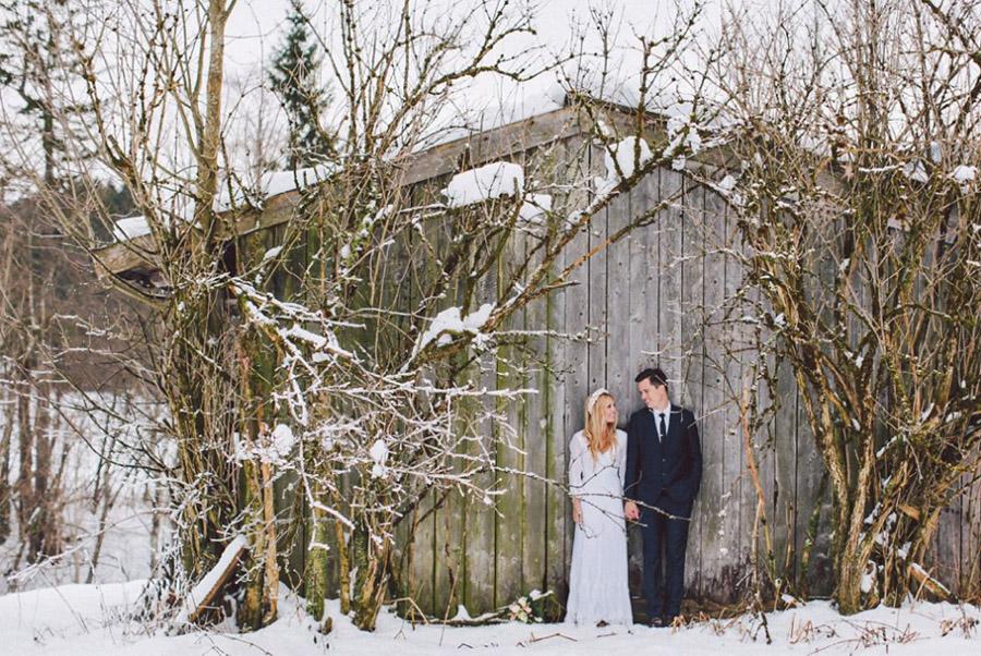 novia-bohemia-nieve
