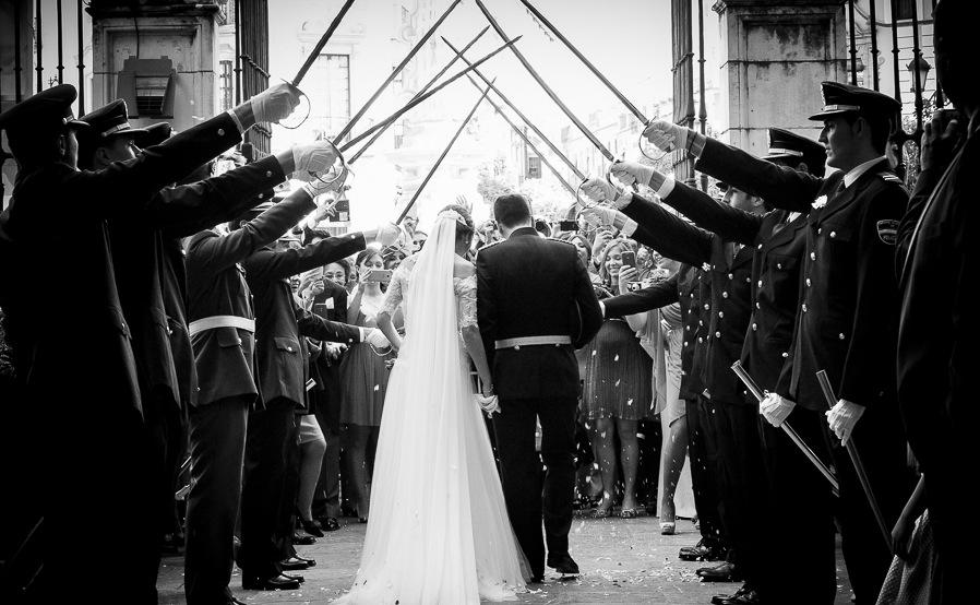 Fotografía de bodas en Sevilla