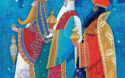 Los Viernes de Bcn Wedding Planners: La Llegada de los Reyes Magos